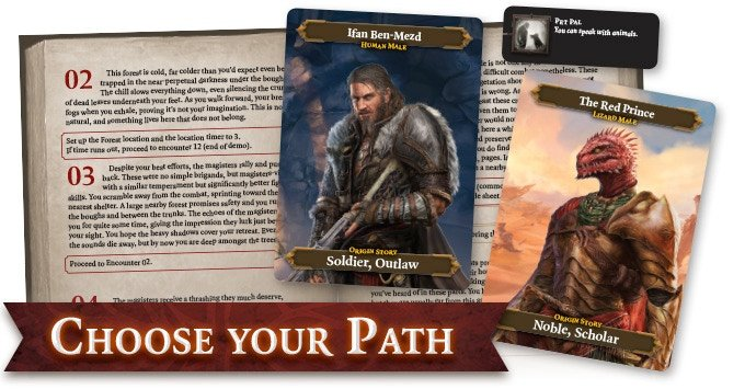 Divinity Original Sin The Board Game video game comparison