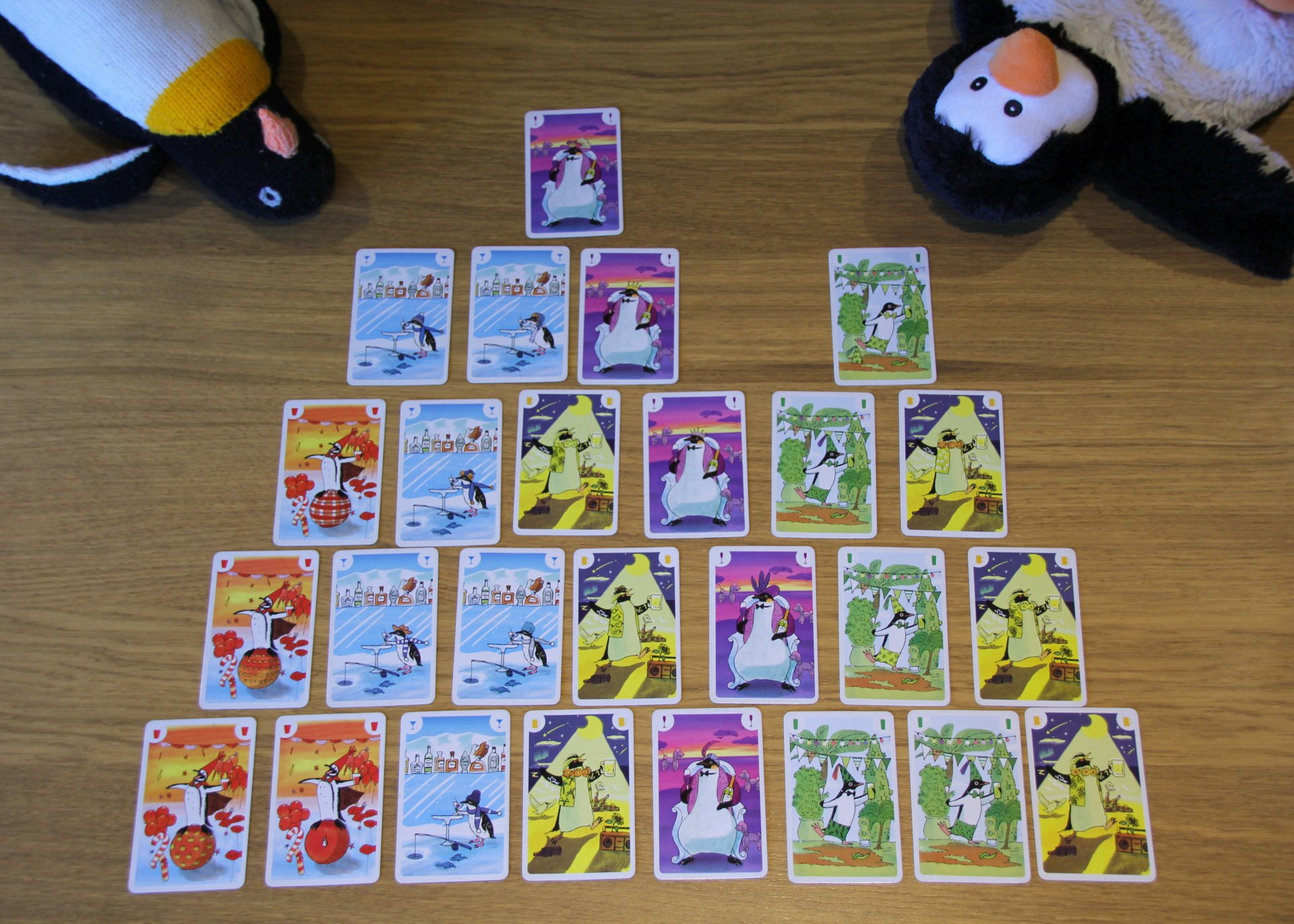 Penguin Party - The best party game you've never heard of