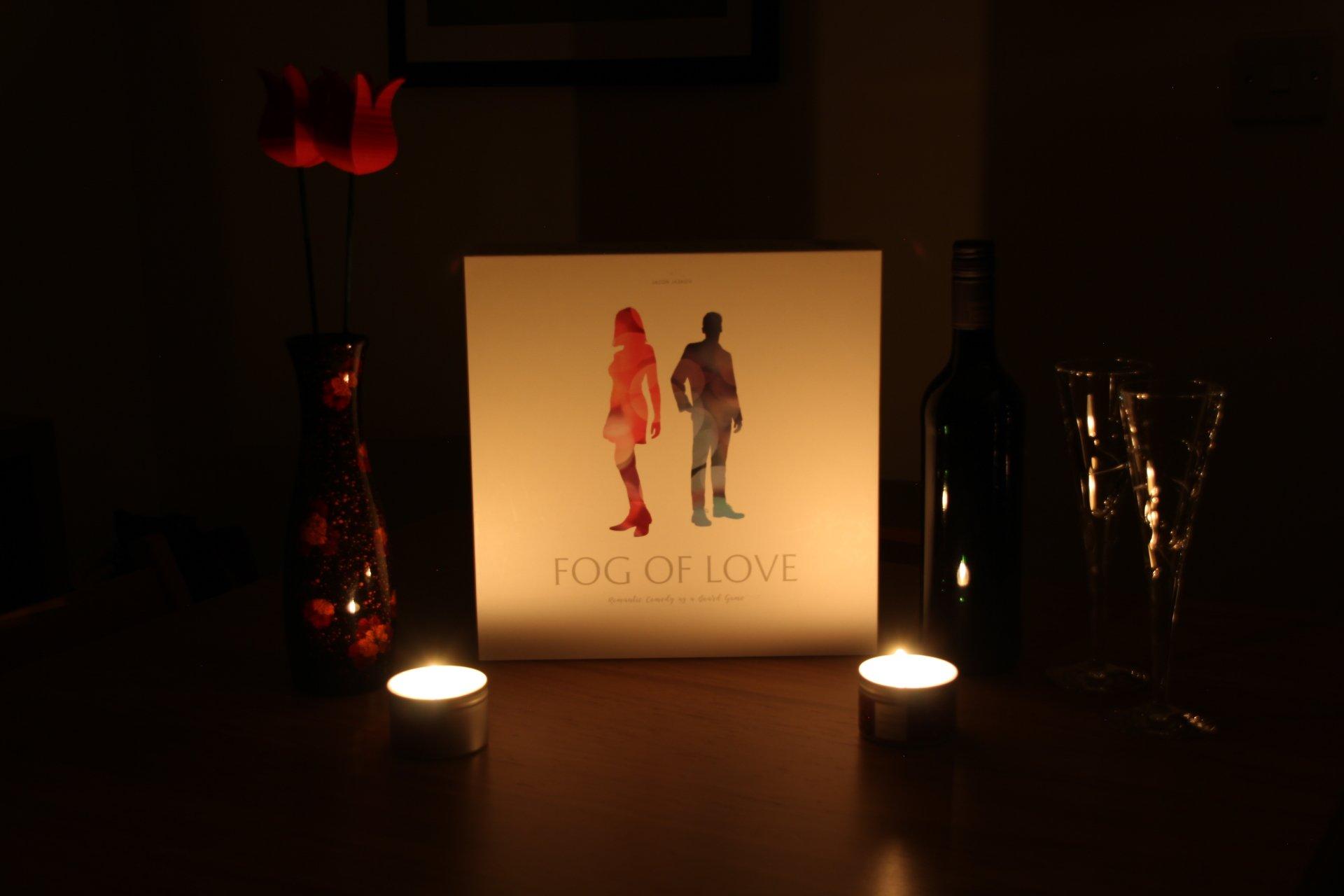 Art Board Fog of Love Photographs
