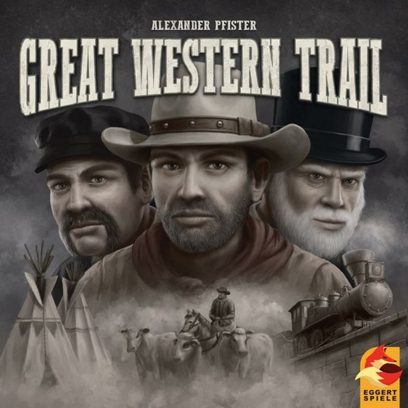 Great games with terrible art - Great Western Trail