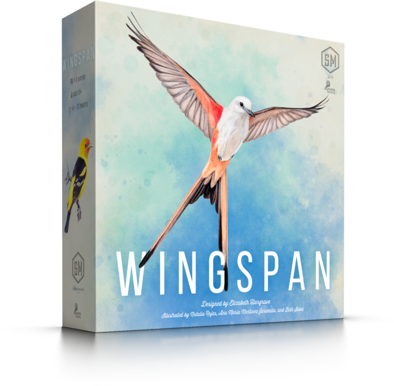 how Wingspan helped parents spread their gaming wings