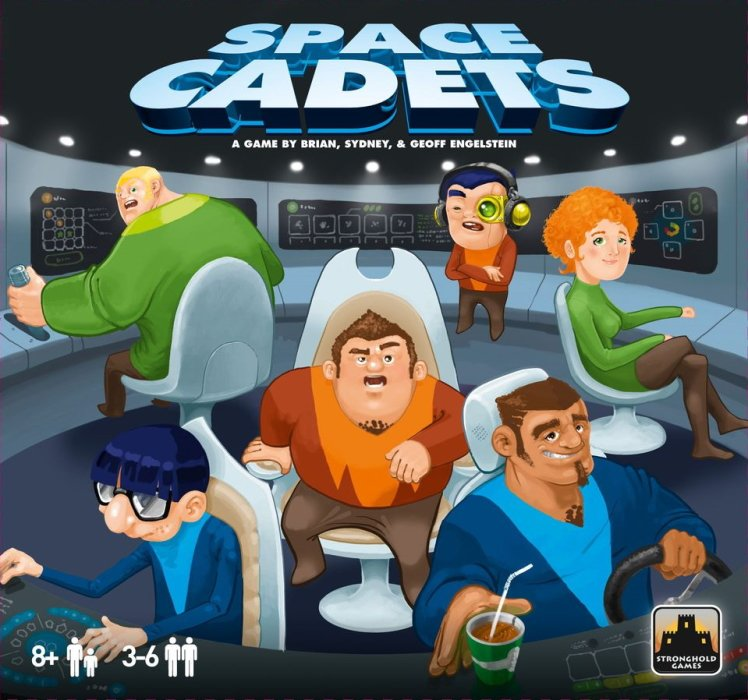 Space Cadets copyright infringing games