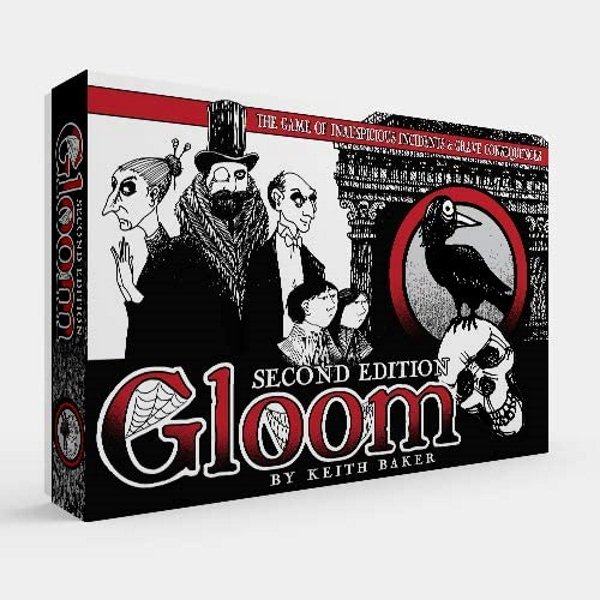 The best first player rules in board games - Gloom