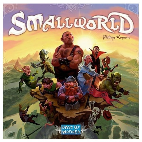 first player rules we love in board games - Small World