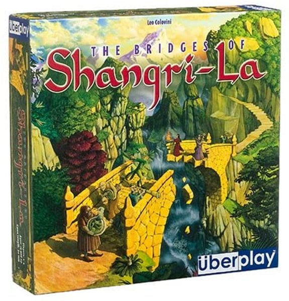 The bridges of shangri la best first player rules in board games