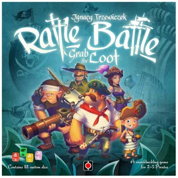 The best decider rules in board games rattle battle grab the loot