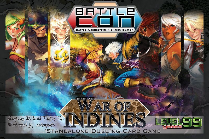 BattleCON War of Indines
