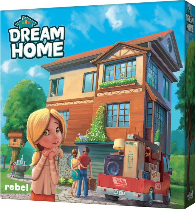 Board games that let you live the milennial home owning dream dream home goinganalog