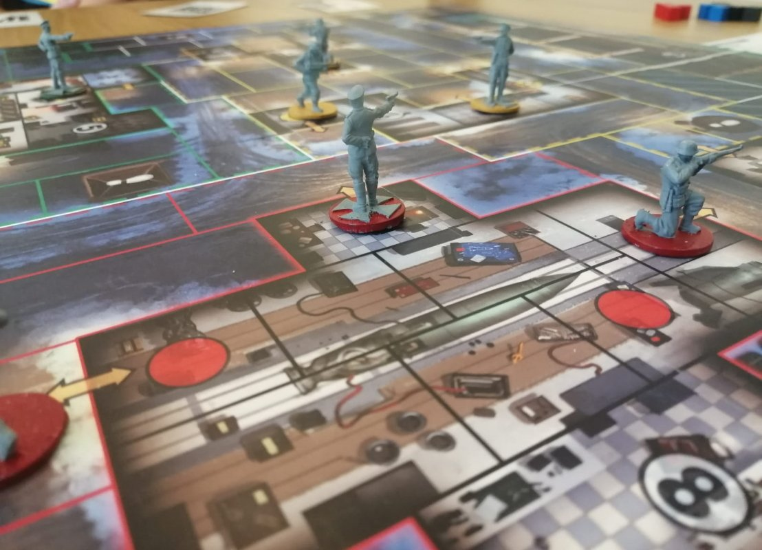 Sniper Elite: The Board Game preview Going Analog
