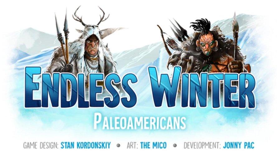 Endless Winter paleoamericans Kickstarter preview