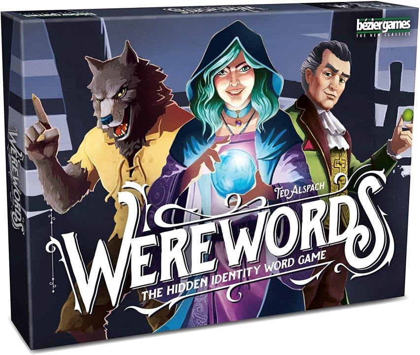 hidden role games for nervous gamers - werewords