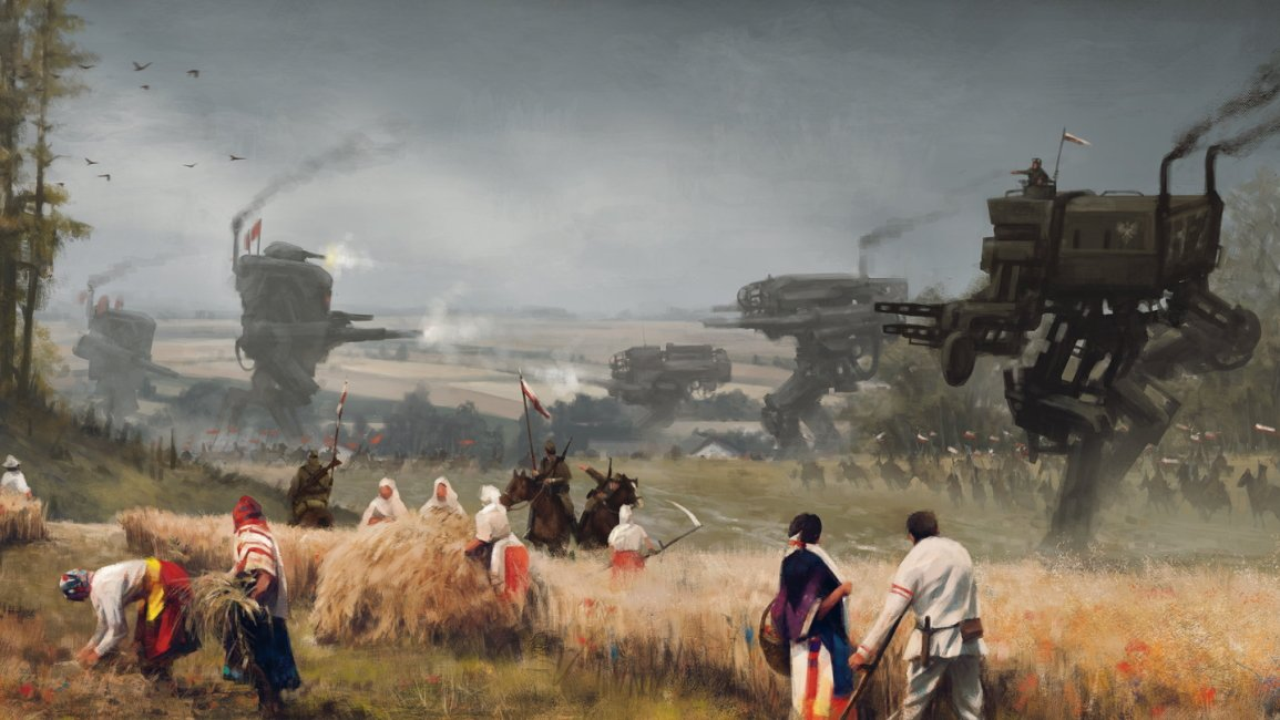 Board game worlds we want to live in scythe