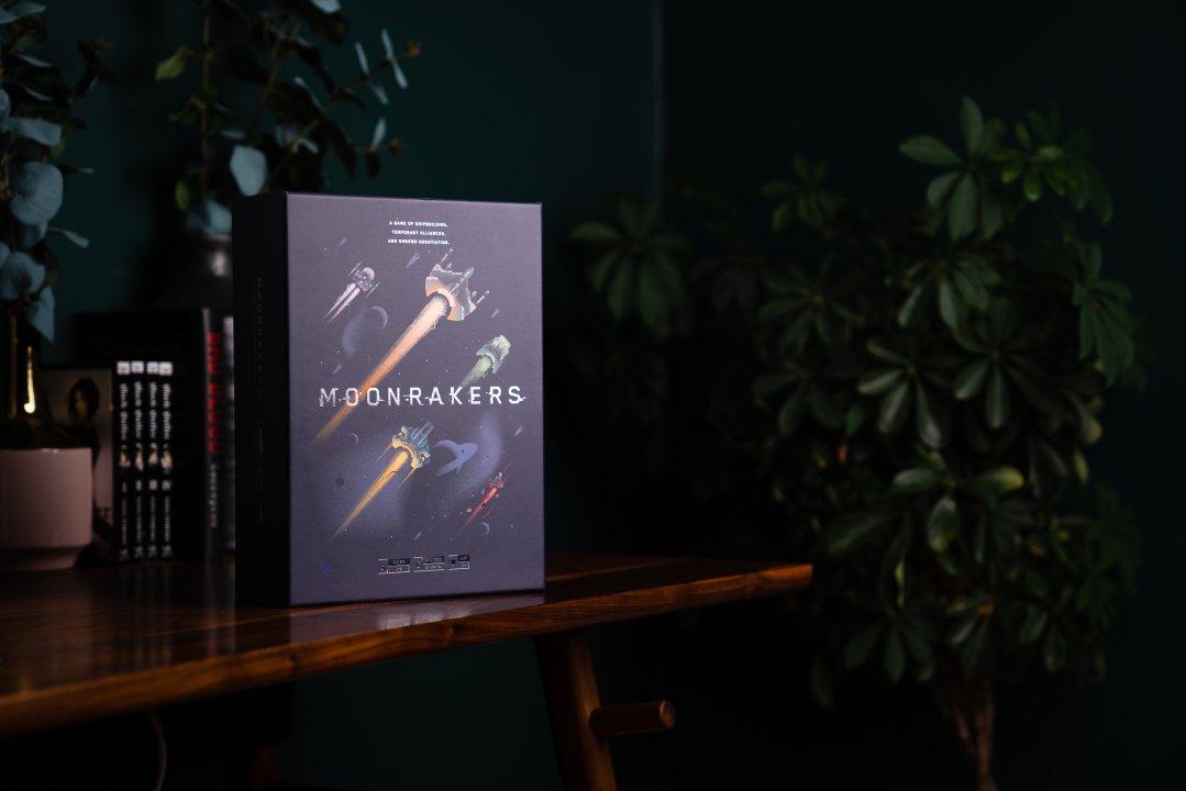 Games like dominion Moonrakers