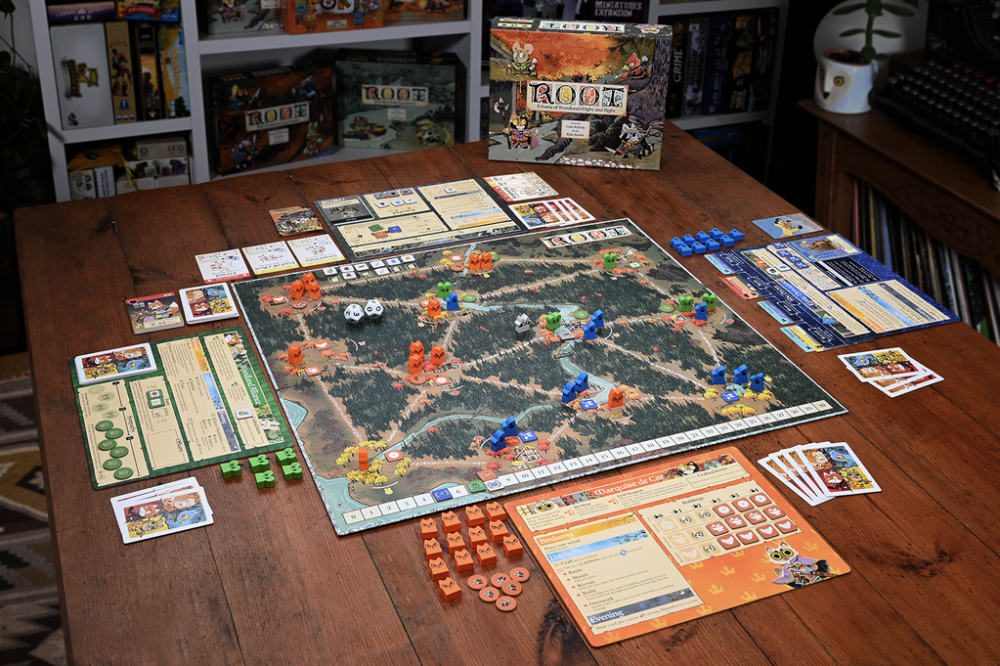 Classic strategy games PC board games
