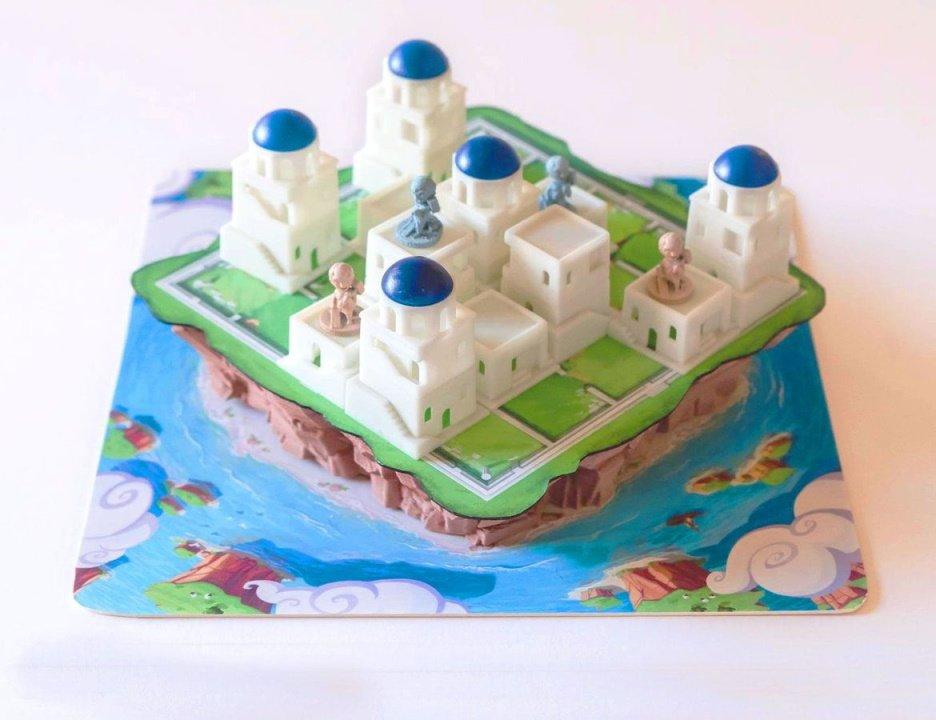 best god based board games santorini