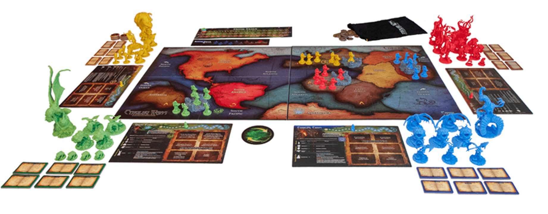 best godly board games cthulhu