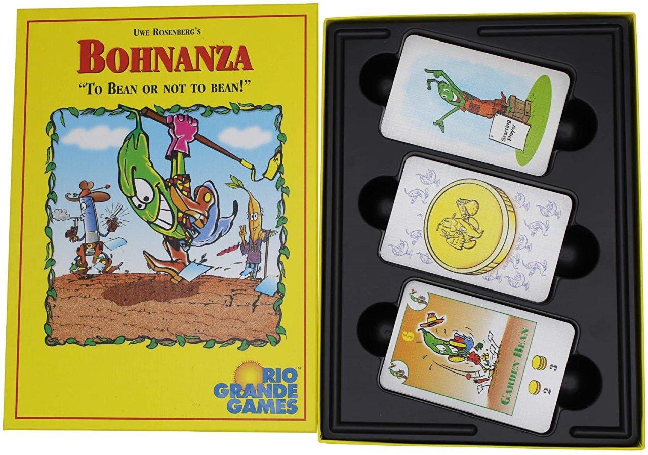 Games like Settlers of Catan - Bohnanza