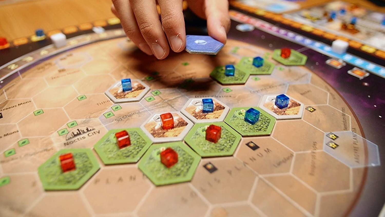 Games like settlers of catan - terraforming mars
