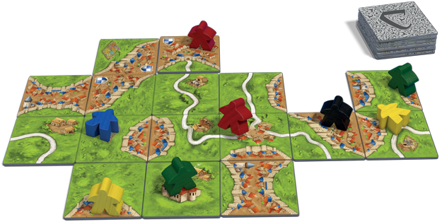 The best board games like carcassonne